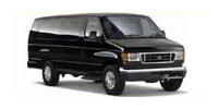 Shuttle Van - Charlotte limousine service, airport shuttle, airport limo