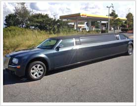 Charlotte limousine service, Charlotte limo, wedding limo, prom limousine, Executive Limousine